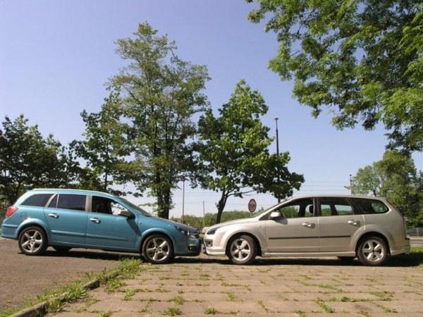 Ford focus kombi czy opel astra kombi?