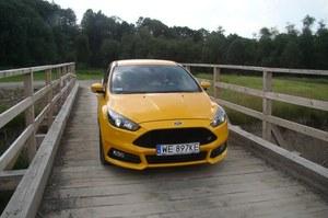 Ford Focus o obliczu ST