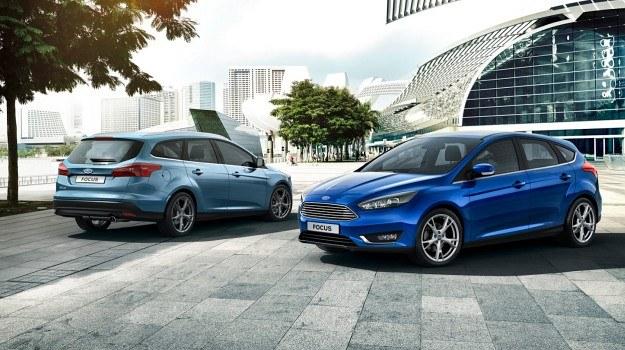 Ford Focus po liftingu /Ford