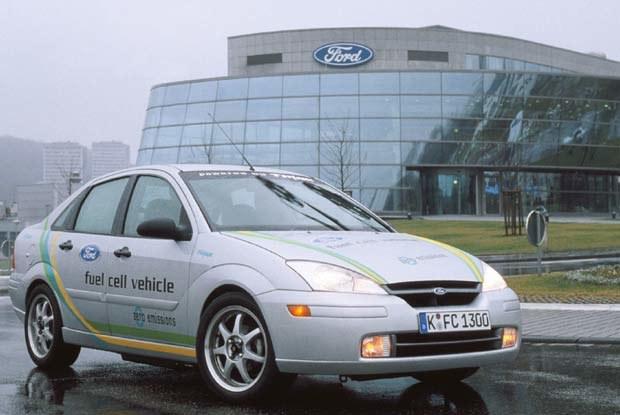 Ford Focus Sedan FCV (kliknij) /INTERIA.PL