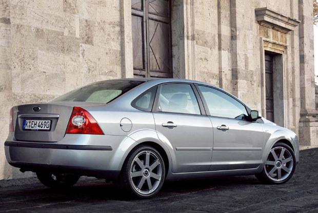Ford focus sedan / kliknij /INTERIA.PL