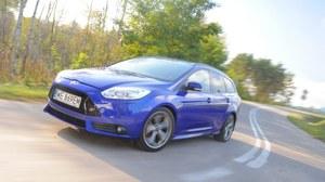 Ford Focus ST Kombi - test