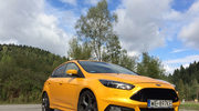 Ford Focus ST. Prędkość dla rozważnych