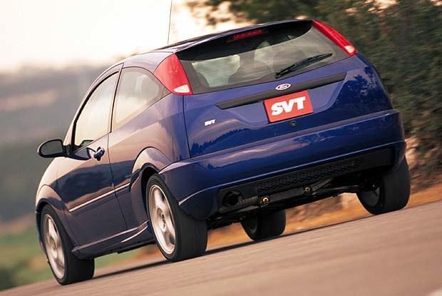 Ford Focus SVT (kliknij) /INTERIA.PL