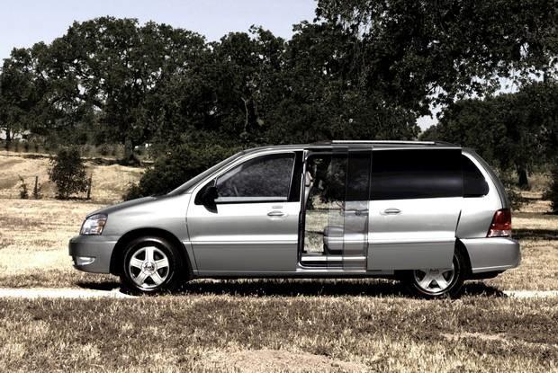Ford Freestar / Kliknij /INTERIA.PL