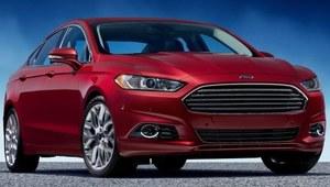 Ford Fusion/Mondeo - jeden na cały świat