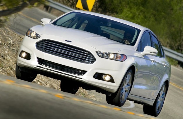 Ford fusion /