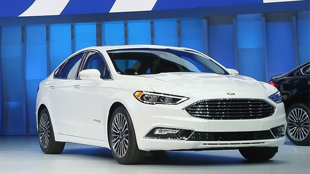 Ford Fusion /AFP