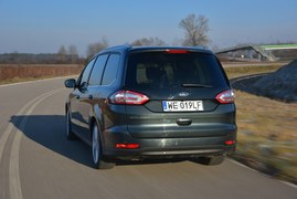 Ford Galaxy 2.0 TDCi 180 AWD Titanium
