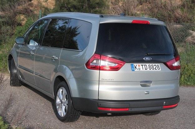 Ford galaxy /INTERIA.PL