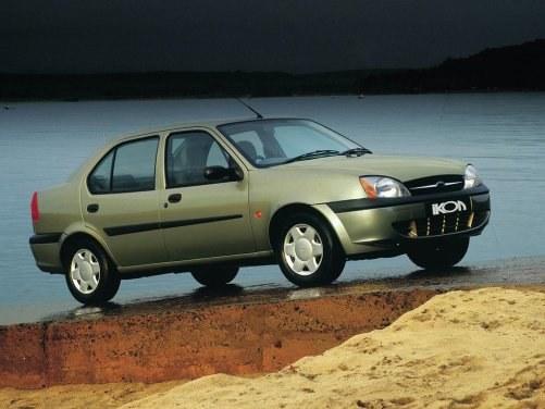 U U017cywany Ford Fiesta  1995-2002