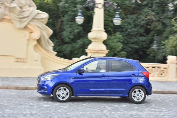Ford Ka+ 1.2 Ti-VCT Trend Plus