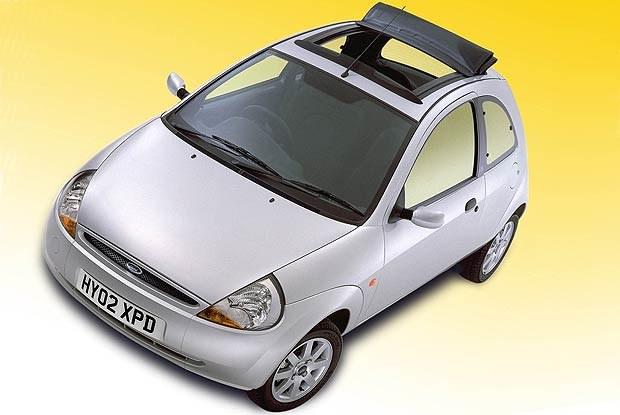 Ford Ka Sun Collection (kliknij) /INTERIA.PL