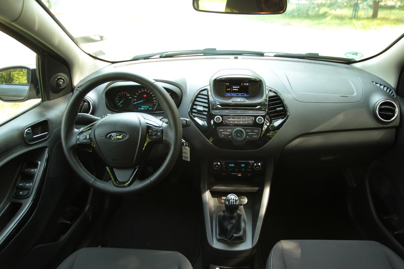 Ford Ka+ /INTERIA.PL