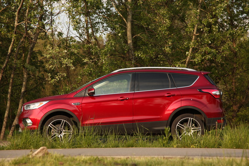 Ford Kuga 2.0 TDCi Titanium /INTERIA.PL