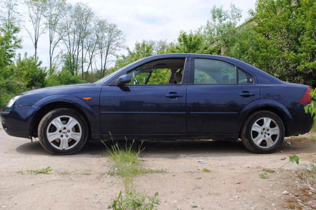 Ford Mondeo 2001. Po polskich stepach jeździ od roku 2008 /