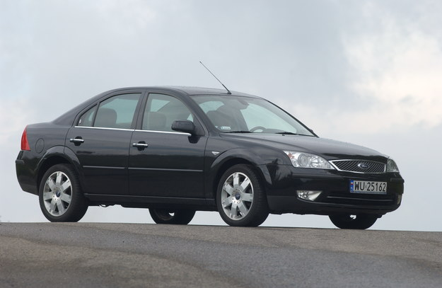 Ford Mondeo III /Motor