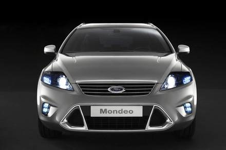 Ford mondeo / Kliknij /INTERIA.PL