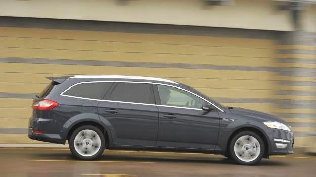 Ford Mondeo kombi 2.0 TDCi 163 KM Titanium /Auto Moto