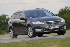 Ford Mondeo mk IV (2007-2014)