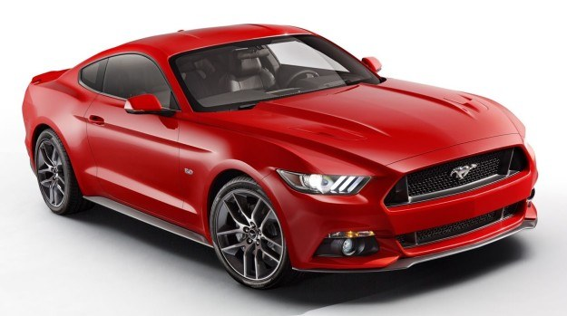 Ford Mustang (2015) /Ford