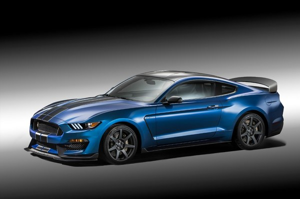 Ford Mustang Shelby 350R (2015)