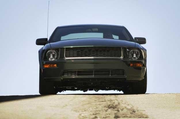 Ford mustang bullit /