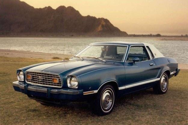 Ford Mustang II generacji /