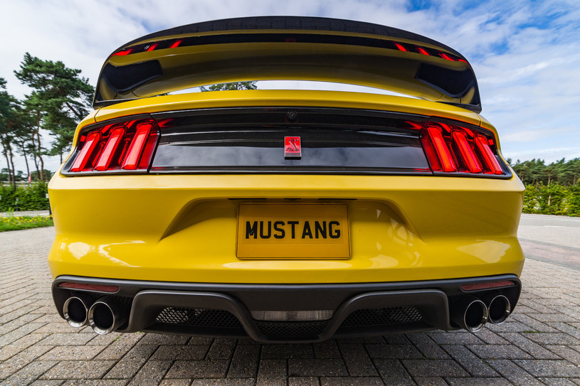 Ford Mustang Shelby GT350R /