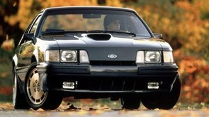 Ford Mustang SVO (1984-1986) /Ford
