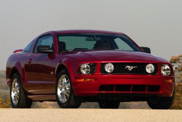 Ford Mustang V generacji /