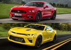 Ford Mustang zdetronizowany? Triumf Chevroleta Camaro