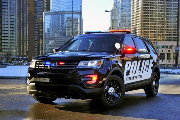Ford Police Interceptor Utility /