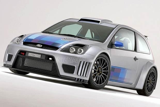 Ford RallyeConcept (kliknij) /INTERIA.PL
