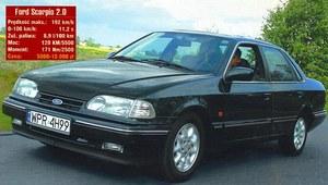 Ford Scorpio (1985-1999) - salonka za grosze
