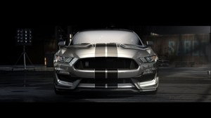 Ford Shelby GT350 Mustang - mocny bez filtra