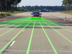 Ford stworzył system wykrywania pieszych