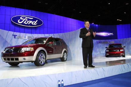 Ford taurus / kliknij /INTERIA.PL