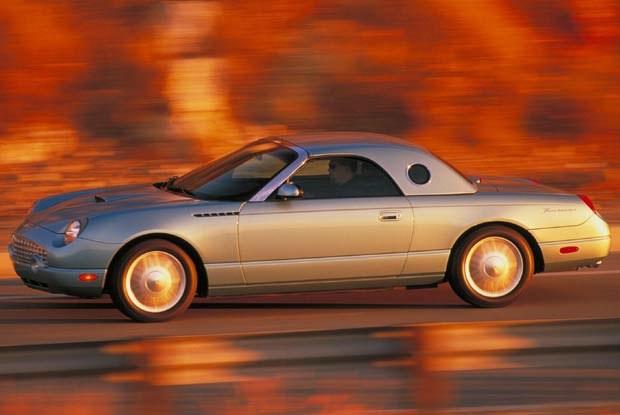 Ford Thunderbird 2002 (kliknij) /INTERIA.PL