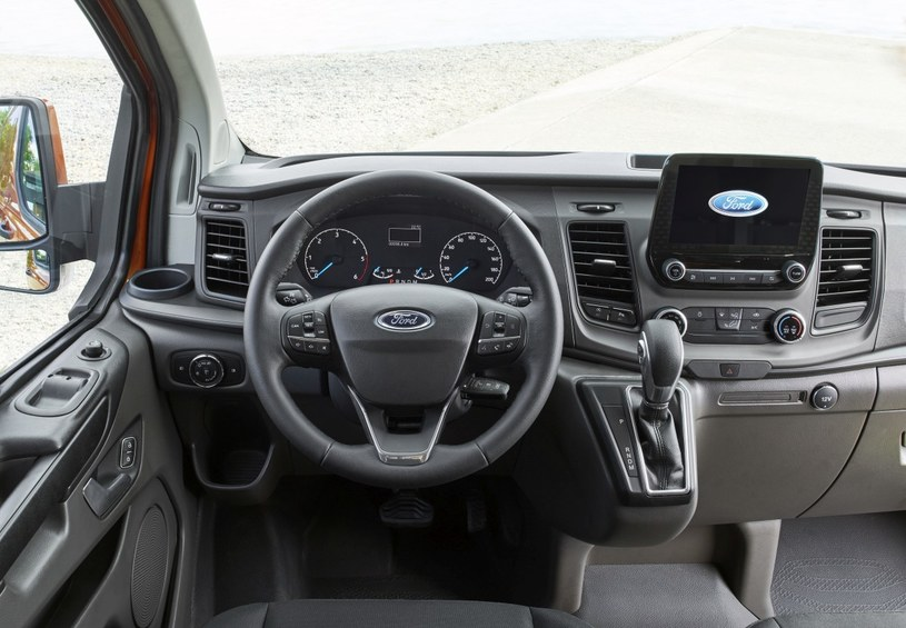 Ford Transit Custom /