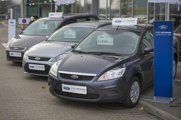 Ford uruchomił program certyfikowania używanych samochodów /