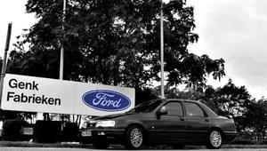 Ford zamyka fabrykę w Genk
