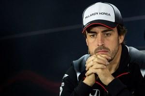 Formuła 1 - Alonso nadal niepewny startu w Szanghaju