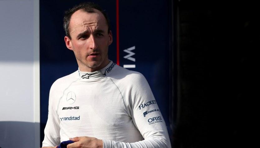 Formuła 1. Dyrektor Williamsa: Kubica musi walczyć o swoje miejsce w F1