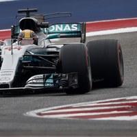 Formuła 1: Hamilton najszybszy na treningach w Austin. Zdobędzie tytuł mistrza świata?