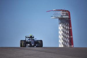 Formuła 1 - Hamilton wygrał Grand Prix USA w Austin