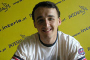 Formuła 1: Kubica w GP Chin