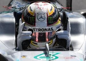 Formuła 1 - Lewis Hamilton najszybszy w GP Wielkiej Brytanii