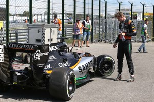 Formuła 1 - Nico Huelkenberg zmienia barwy?