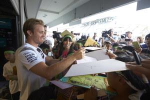 Formuła 1 - Nico Rosberg najszybszy w Japonii, tytuł dla Mercedesa